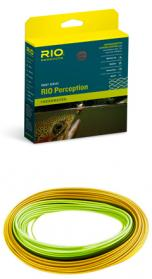 RIO Trout Series Perception Green/Camo/Tan Floating Fly Lines