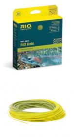 RIO Trout Series Gold (Melon/Grey) Floating Fly Lines
