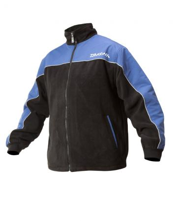 Daiwa Fleece Jackets Black/Blue