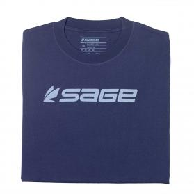 Sage Icon Offshore Blue Tee Shirts