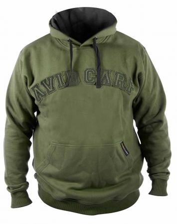 Avid Carp Green Hoodies