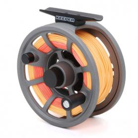 Vision Keeper Avo Fly Reels