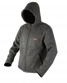 Fox Chunk Heavy Sherpa Hoodies