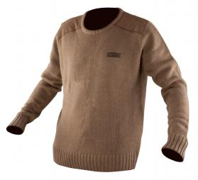 Fox Chunk Heavy Knit Jumper