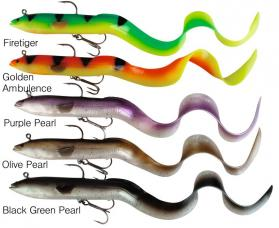 Savage Gear Real Eel 40cm Lures