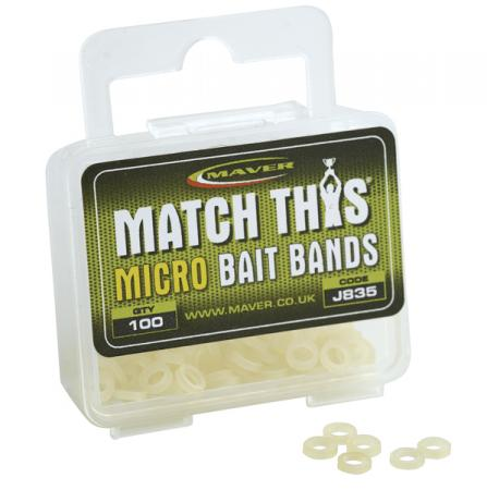 Maver Match This Bait Bands