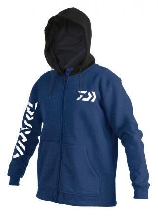 Daiwa Team Blue/Black Hoodies
