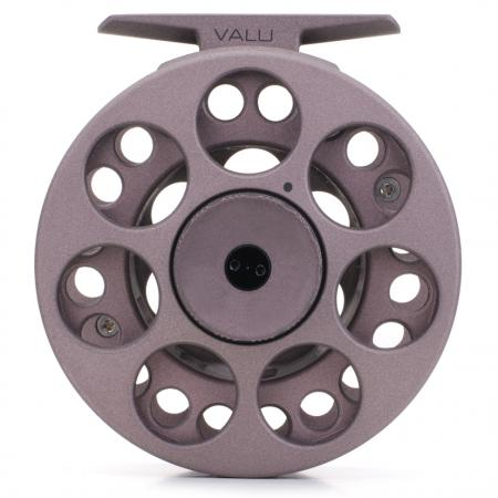 Vision Valu Cognac Brown Fly Reels