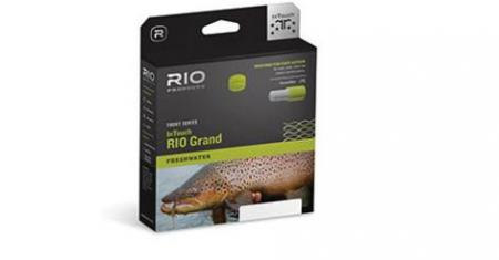 RIO Trout Series In Touch RIO Grand Floating Fly Lines