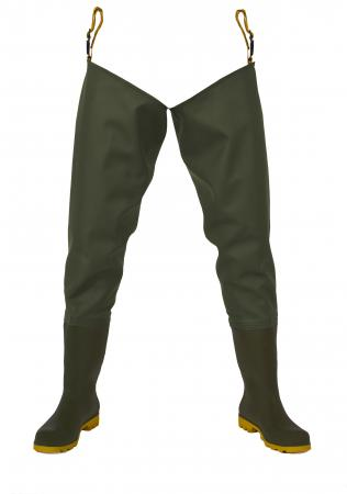 Vass 700E Nova Studded Thigh Waders