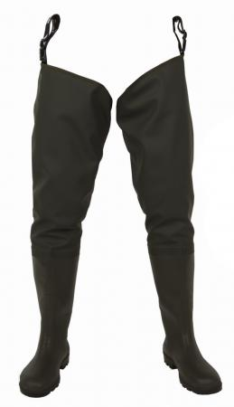 Vass 600 Cleated Thigh Waders