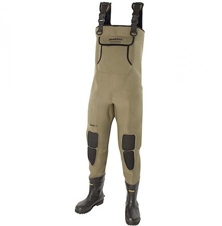 Snowbee SFT Neoprene Chest Wader Combi Felt Sole