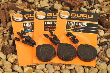 Guru Super Tight Line Stops