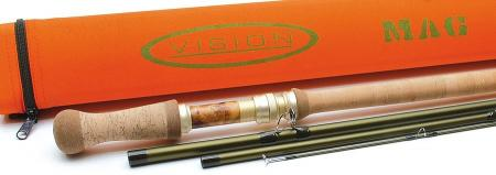 Vision Mag Double Handed Fly Rods