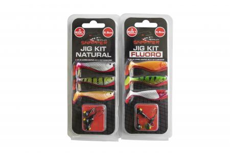 Korum Snapper Jig Kits