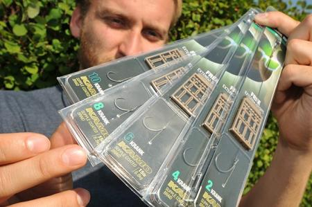Korda Krank Barbless Ready Rigs