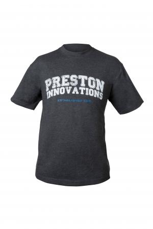 Preston Innovations Marl Grey T-Shirts