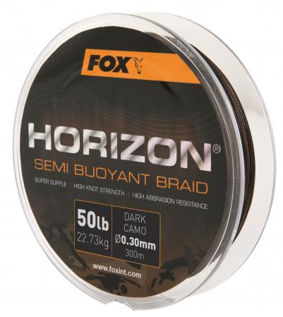Fox Horizon Semi Buoyant Camo Braid
