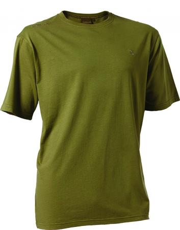 Trakker Cotton Olive T-Shirts