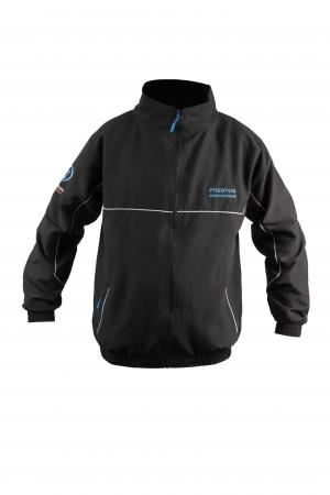 Preston Innovations Black Tracksuit Jacket