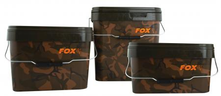 Fox Square Camo Buckets