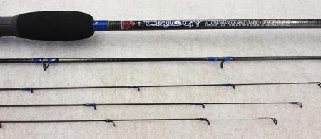 Tri-Cast Trilogy Commercial Feeder Rods