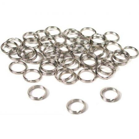 No Frills Mini Power Split Rings