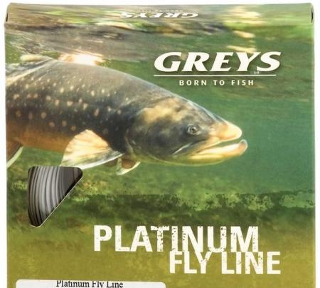 Greys Platinum Medium Sinking Fly Lines