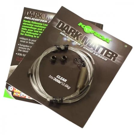 Korda Dark Matter Helicopter Chod Leaders