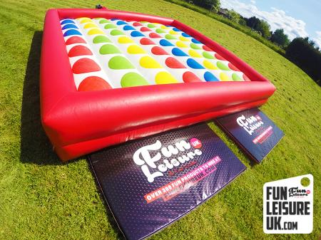 Inflatable Twister Hire