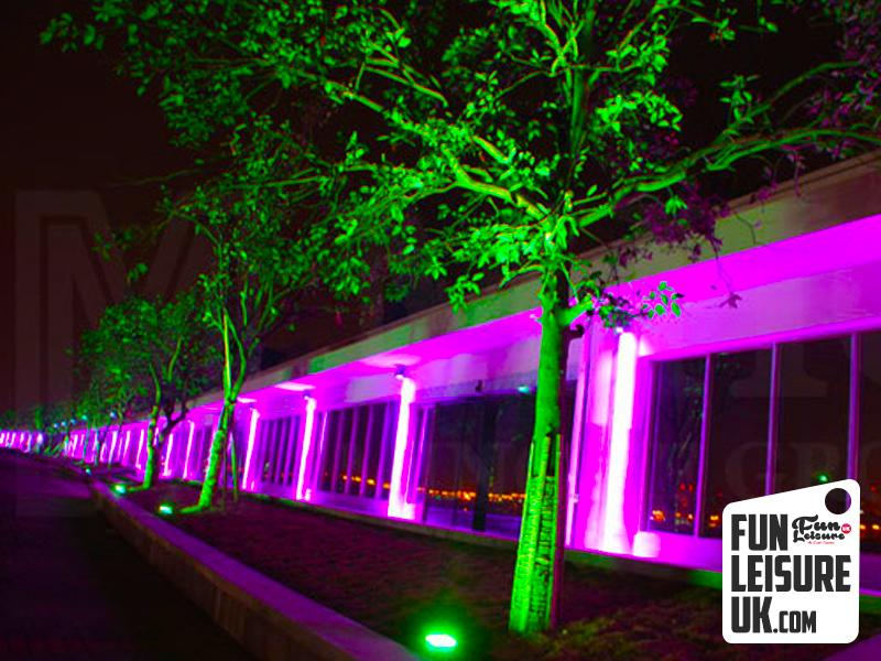 Events wedding entertainment for Landscape lighting packages