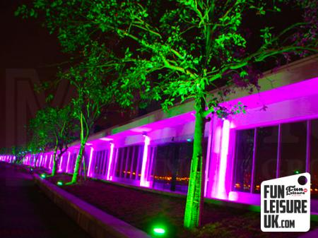 Outdoor Mood Lighting Packages Hire