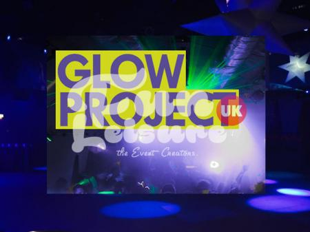 UV Neon Glow Theme Party Hire