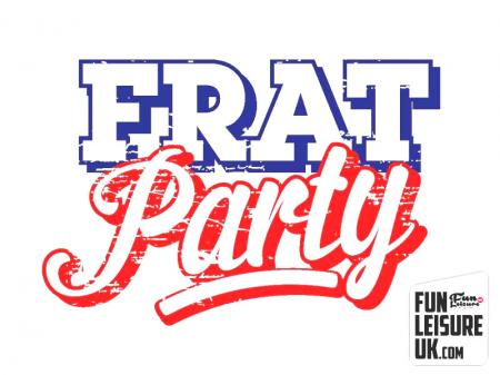 American Frat Theme Party Hire