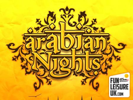 Arabian Nights Theme Party Hire