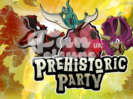 Pre Historic Party Theme Hire