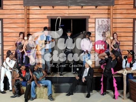 Wild West Party Theme Hire