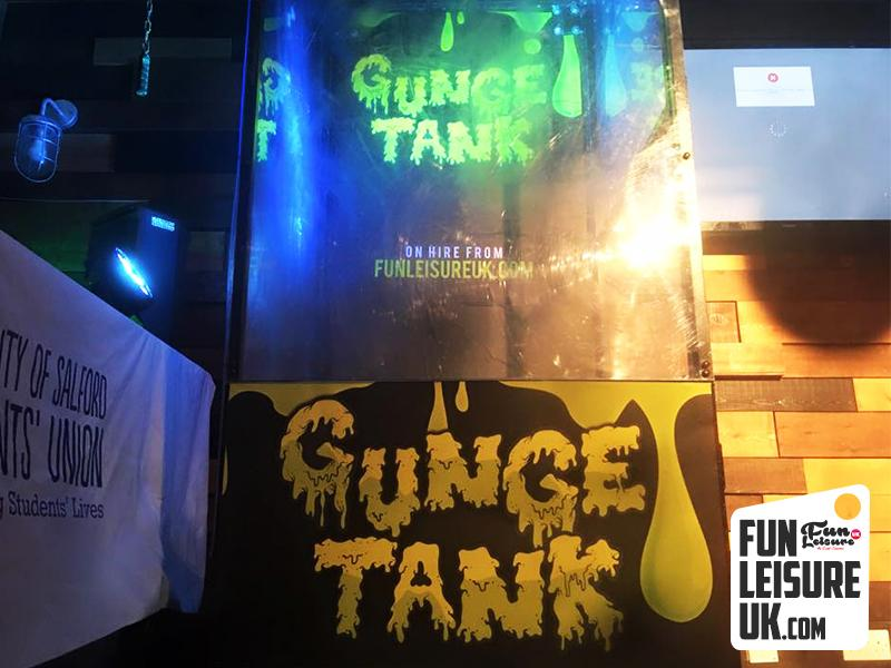 Gunge Tank Hire Package For Events