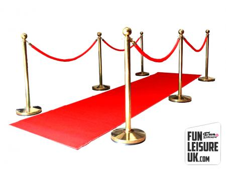 Red Carpet and Ropes Hire