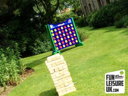 Giant Garden Games Hire