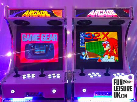 Arcade Games Machines Hire