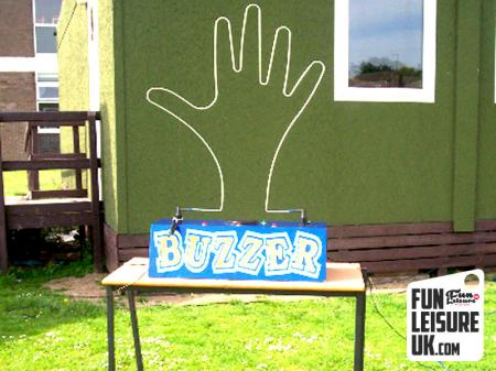 Giant Buzz Hand Hire