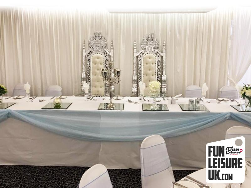 Wedding Throne Chair Hire Fun Leisure UK - Chair hire for weddings