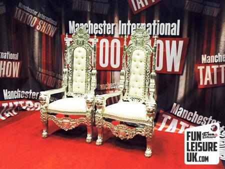 Wedding Throne Chair Hire
