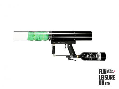 CO2 T Shirt Gun Hire