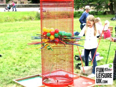 Giant Ker-Plunk Hire