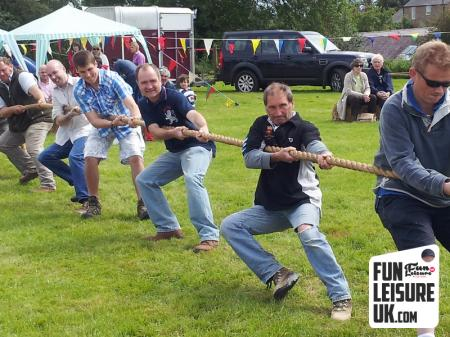 Tug Of War Hire