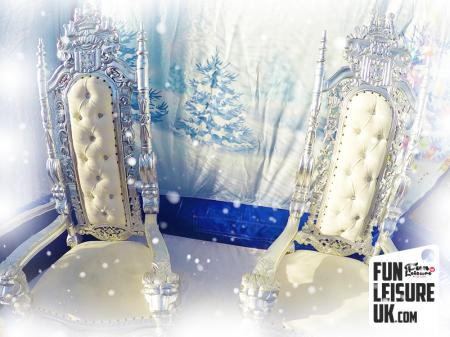 Wedding Snow Globe Hire