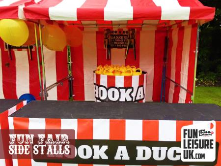 Hook A Duck Fun Fair Side Stall Hire
