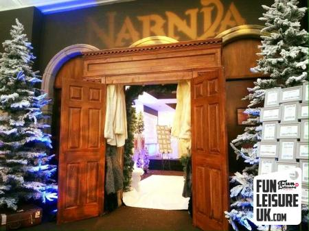 Narnia Deluxe Party Theme Night Hire